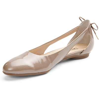Ballerina pumps from Paul Green beige