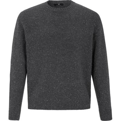 Pullover – a top-quality winter knit Peter Hahn grey