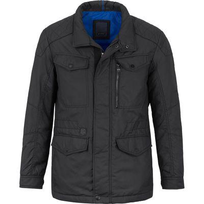 Jacket – perfect for between seasons CALAMAR black