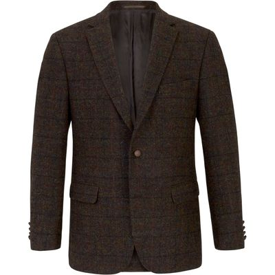 Sports jacket in the familiar CARL GROSS fit Carl Gross brown