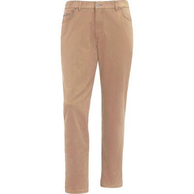"""Comfort Fit"" trousers – COOPER Brax Feel Good brown"