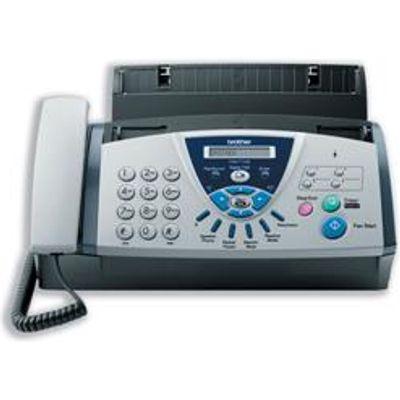 4.98E+12   Brother Thermal Fax Machine T106 14 4Kbps Modem   FAXT106U1 Store