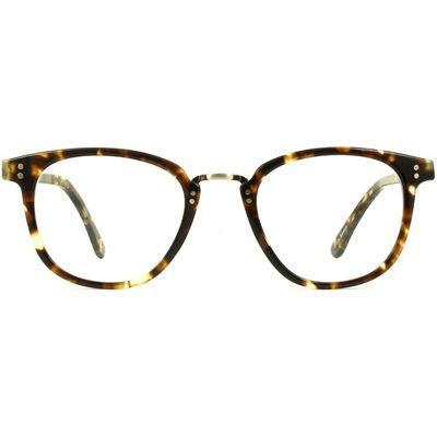 London Retro Bromley Glasses - Tobacco