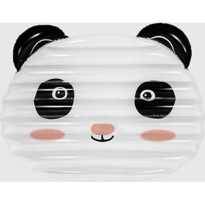 White Lazy Panda Float, White