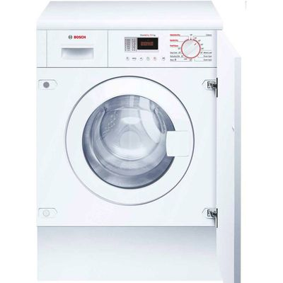4242002877440 | Bosch WKD28351GB Integrated Washer Dryer  7kg Wash 4kg Dry Load  B Energy Rating  1400rpm Spin  White Store
