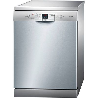 SMS53M08UK 60cm Freestanding Dishwasher - 4242002854250