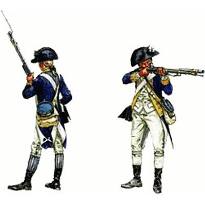 8001283060608 | Italeri American Infantry   American War of Independence 1775 1783  06060  Store