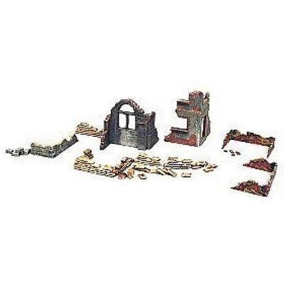 8001283060875   Italeri Accessories and Ruins  06087  Store