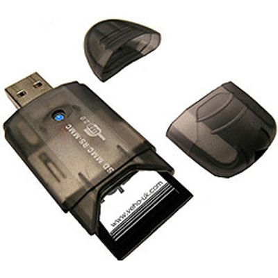 Veho SD USB Adapter - 0094922371133
