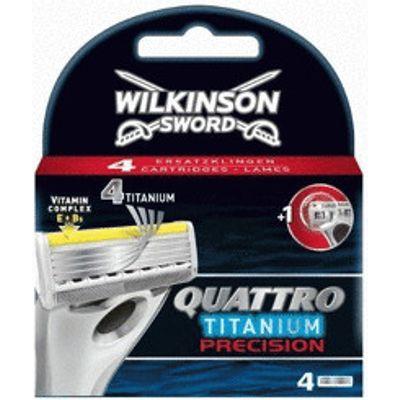 4027800009008 | Wilkinson Quattro Titanium Precision  X4  Store