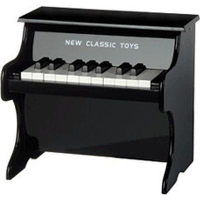 8888007000122   New Classic Toys Piano  Black  Store