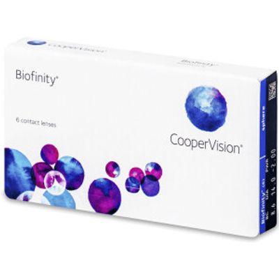0829196662546 | CooperVision Biofinity  6 pcs   1 00 Store