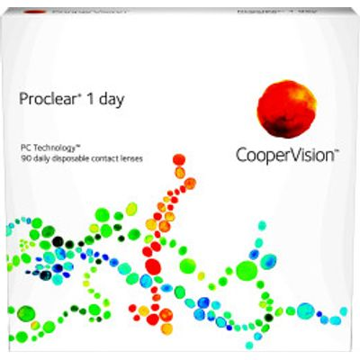 0824442849733 | CooperVision Proclear 1 Day  90 pcs   2 25 Store