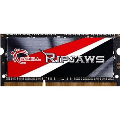 4719692000057 | G SKill RipJaws 8GB SO DIMM DDR3 PC3 14900 CL10  F3 1866C10S 8GRSL  Store