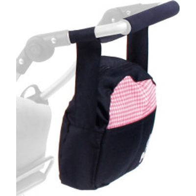 4004181853468 | Bayer Chic Nappy bag  Pink checker  Store