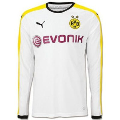 4055263583100 | Puma Borussia Dortmund Goalkeeper Shirt Junior 2015 2016 Store