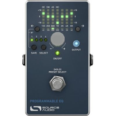0890729001224   Source Audio Programmable EQ Store