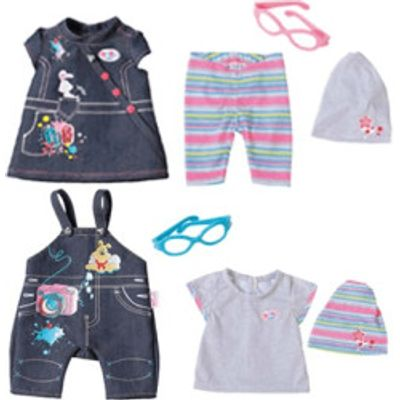 4001167822210 | Baby Born Deluxe Jeans Collection  822210  Store