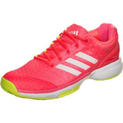 4056565076772 | Adidas adiZero   bersonic 2 W flash red white solar yellow Store