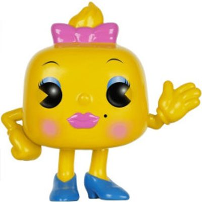 0849803076405 | Funko Pop  Games  Pac Man Ms  Pac Man Store