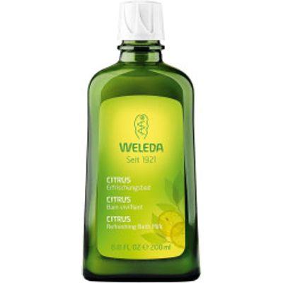4001638097093   Weleda Citron refreshing bath  200 ml  Store