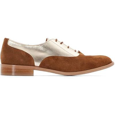 Dual Leather Brogues