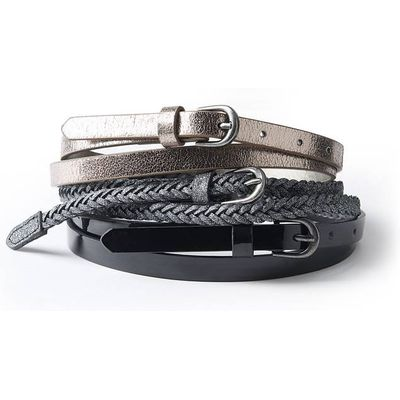 Pack of 3 Belts