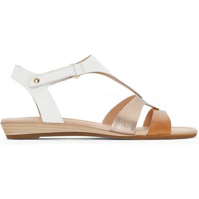 Alcudia Leather Sandals