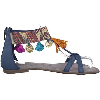 28100-28 Leather Sandals
