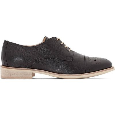 Marette Leather Brogues