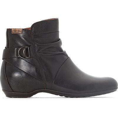 Venezia 968 Leather Ankle Boots