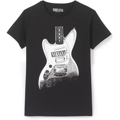 Nirvana Crew Neck T-Shirt