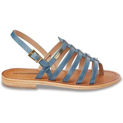Heriber Leather Toe Post Sandals