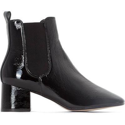 Pecco Leather Ankle Boots