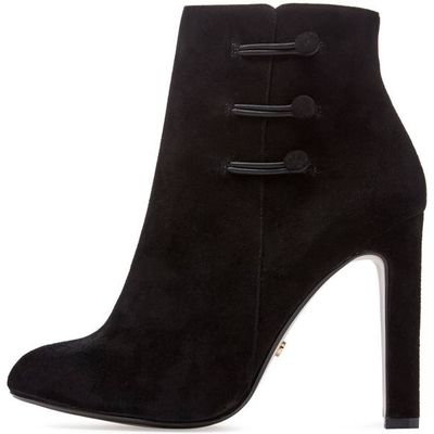 Offguard Leather Ankle Boots
