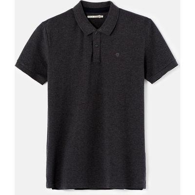 Depolo Piqué Knit Polo Shirt