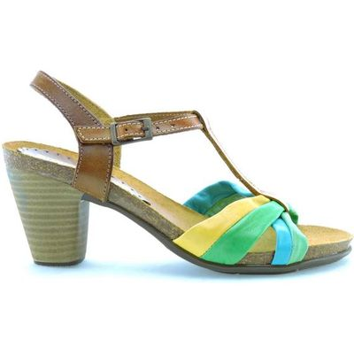 Liz Leather Sandals