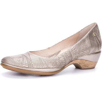 Coimbra W7L Leather Court Shoes