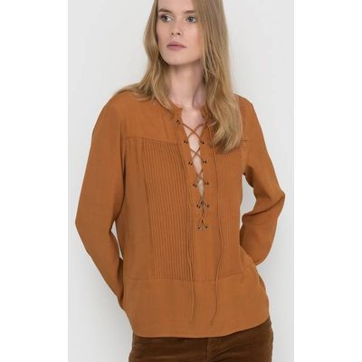 Vianneymary Softly Draping Blouse