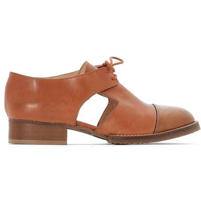 Anouk Leather Brogues