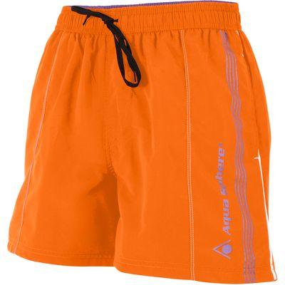 Aqua Sphere Mississippi Mens Watershorts - Orange, S