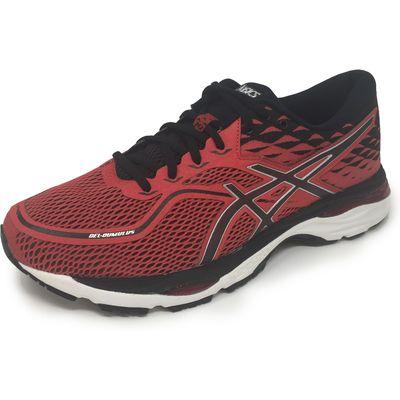 Asics Gel-Cumulus 19 Mens Running Shoes - Red/Black, 10 UK
