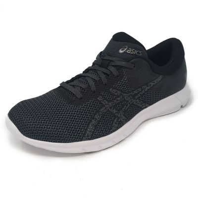 Asics NitroFuze 2 Mens Running Shoes - Black, 8.5 UK