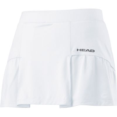 Head Club Ladies Skort - White, XL