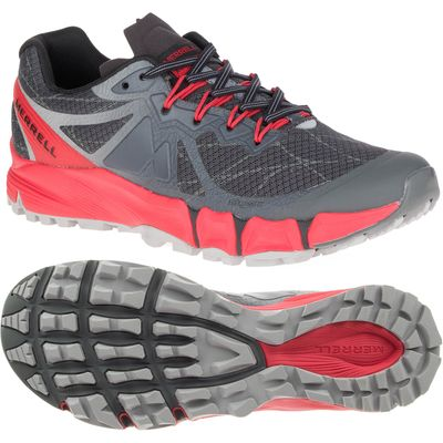 Merrell Agility Peak Flex Mens Running Shoes AW17 - 9.5 UK