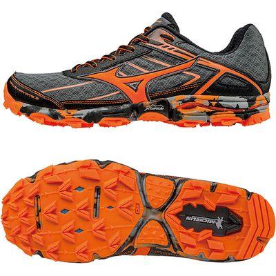 Mizuno Wave Hayate 3 Mens Running Shoes - 7 UK
