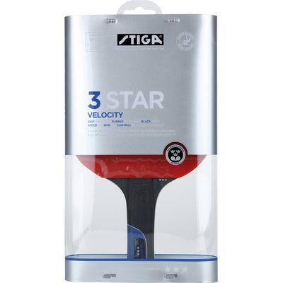 7318681522340 | Stiga 3 Star Velocity Table Tennis Bat Store