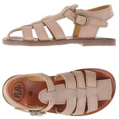 PÈPÈ FOOTWEAR Sandals Unisex on YOOX.COM