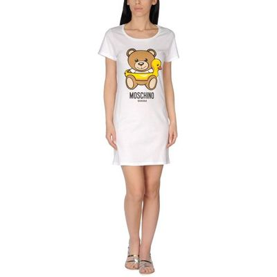 MOSCHINO SWIM SWIMWEAR Beach dresses Women on YOOX.COM