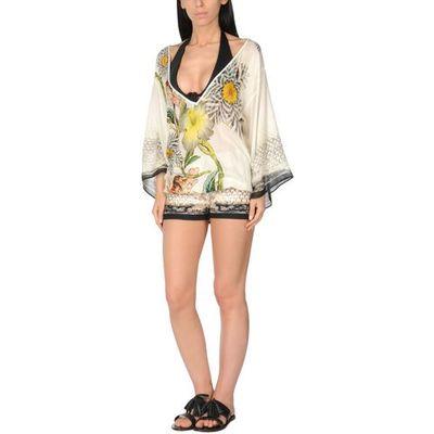 ROBERTO CAVALLI BEACHWEAR SWIMWEAR Beach dresses Women on YOOX.COM